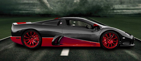 Компания SSC выпустит финальную версию суперкара Ultimate Aero