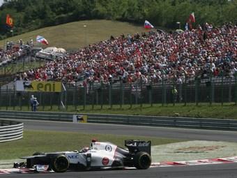 Гоночный коллектив Sauber передумал сотрудничать с Volkswagen
