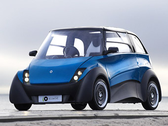 Датчане выпустят доступный электрический компакт-кар