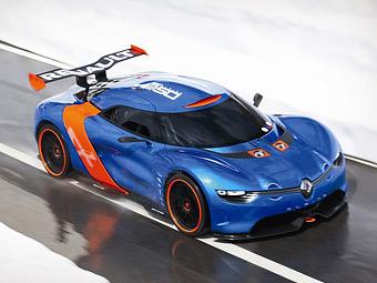 Renault попросит Caterham помочь разработать спорткупе Alpine
