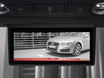 Электрический суперкар Audi получит цифровое зеркало заднего вида