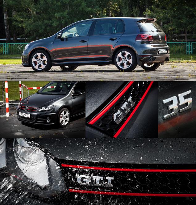 Renault Megane RS против VW Golf GTI 35 Edition
