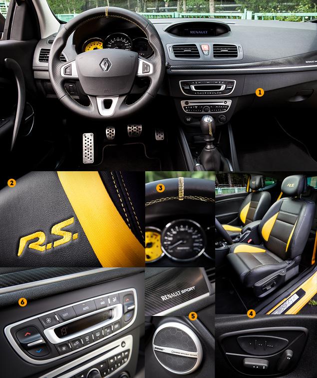Renault Megane RS против VW Golf GTI 35 Edition. Фото 2