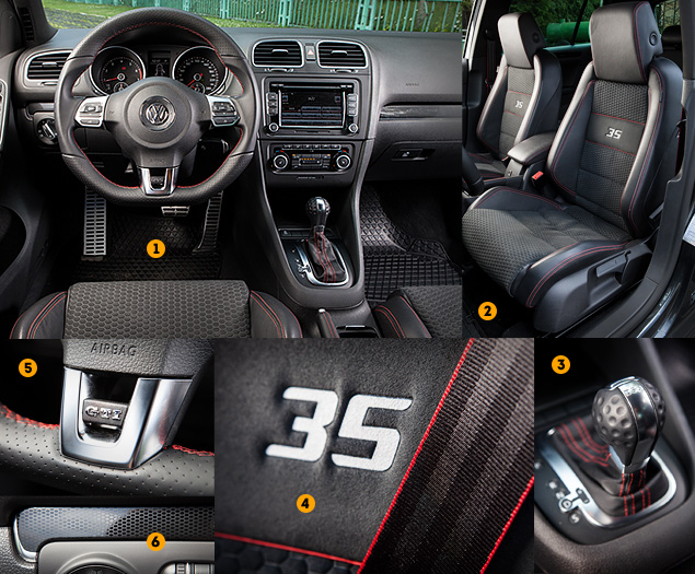 Renault Megane RS против VW Golf GTI 35 Edition. Фото 3