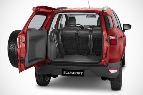 Компания показала фотографии серийного вседорожника EcoSport