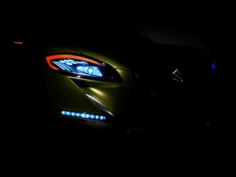 Suzuki привезет в Париж предвестника компактного кроссовера
