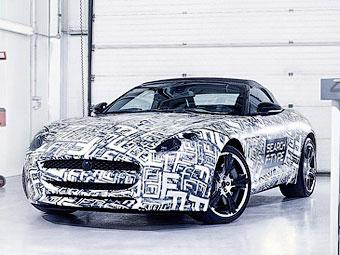 Новый спорткар Jaguar дебютирует в Париже