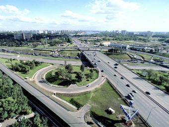 Ленинградское шоссе за МКАД станет десятиполосным