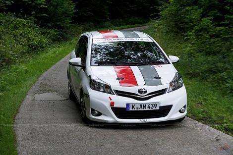 Автомобиль подготовили для участия со следующего года в категории R1A. Фото 1