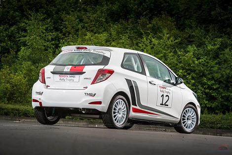 Автомобиль подготовили для участия со следующего года в категории R1A. Фото 2