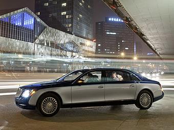 """Daimler подтвердил ликвидацию """"Майбаха"""""""