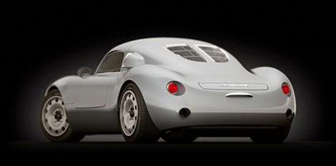 Созданное в единственном экземпляре купе получило 270-сильный мотор