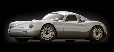 Созданное в единственном экземпляре купе получило 270-сильный мотор. Фото 1