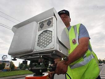 Глава МВД запретил гаишникам использовать радары без камер