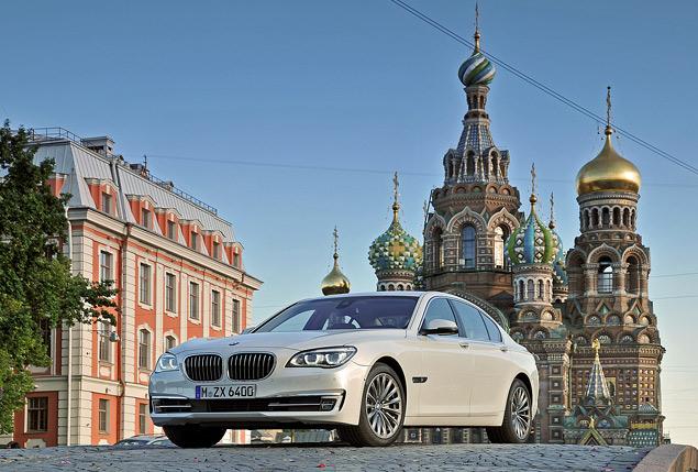Тест-драйв «пропатченного» BMW 7-Series