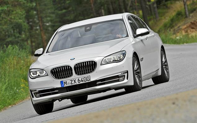 Тест-драйв «пропатченного» BMW 7-Series. Фото 2