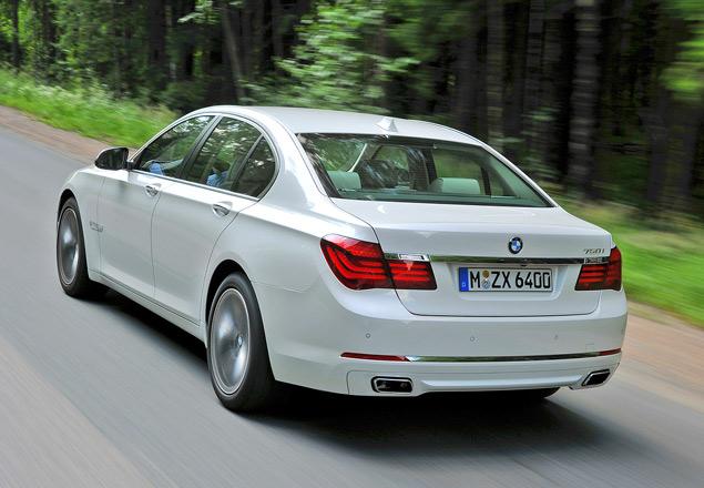 Тест-драйв «пропатченного» BMW 7-Series. Фото 3