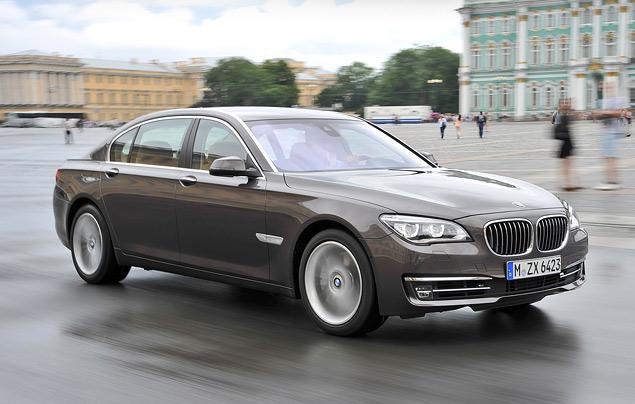 Тест-драйв «пропатченного» BMW 7-Series. Фото 4