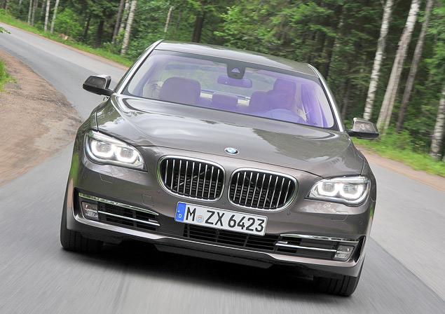 Тест-драйв «пропатченного» BMW 7-Series. Фото 6