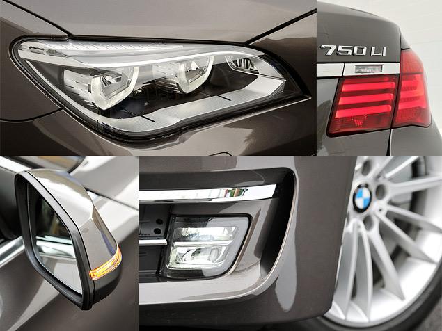 Тест-драйв «пропатченного» BMW 7-Series. Фото 8