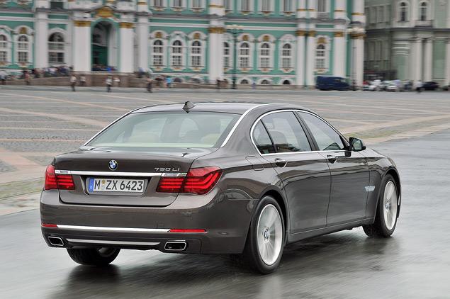 Тест-драйв «пропатченного» BMW 7-Series. Фото 9