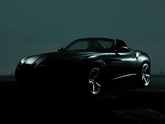 BMW и Zagato построили совместный родстер