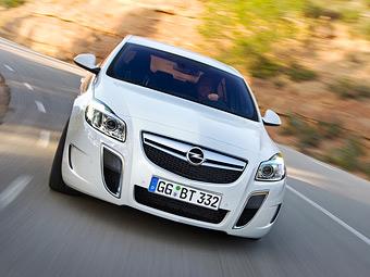 После обновления Opel Insignia обзаведется версией с 406-сильным мотором