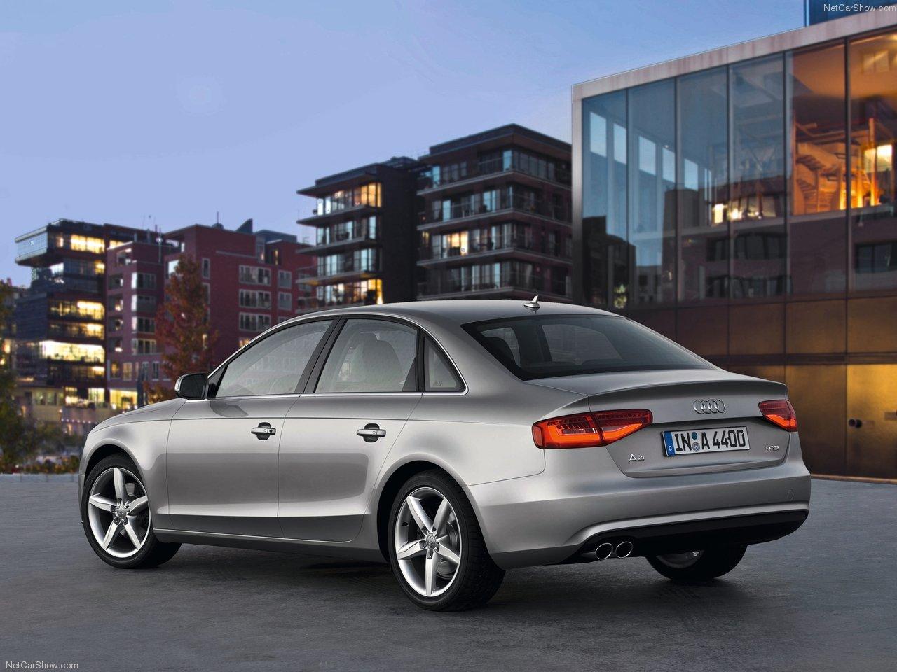 Новая система полного привода Audi дебютирует на A4