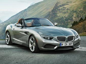 BMW и Zagato рассекретили совместный родстер