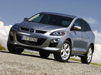 Автомобили Mazda стали самыми угоняемыми в Москве и Санкт-Петербурге