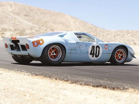 """Автомобиль выигрывал гонки и участвовал в съемках фильма """"Ле-Ман"""" со Стивом Маккуином. Фото 1"""