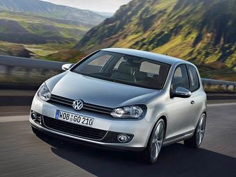 """Volkswagen поделился подробностями о новом """"Гольфе"""""""