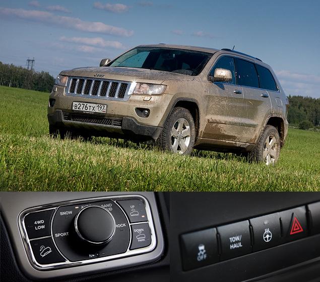 Длительный тест Jeep Grand Cherokee: аппетит, бездорожье и стоимость владения. Фото 2