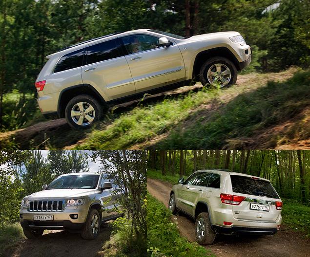 Длительный тест Jeep Grand Cherokee: аппетит, бездорожье и стоимость владения. Фото 3