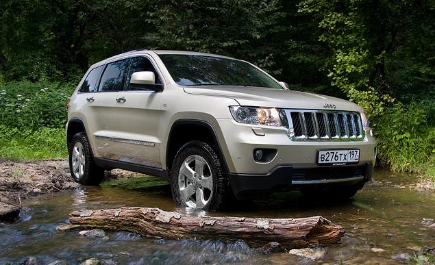 Длительный тест Jeep Grand Cherokee: аппетит, бездорожье и стоимость владения. Фото 4