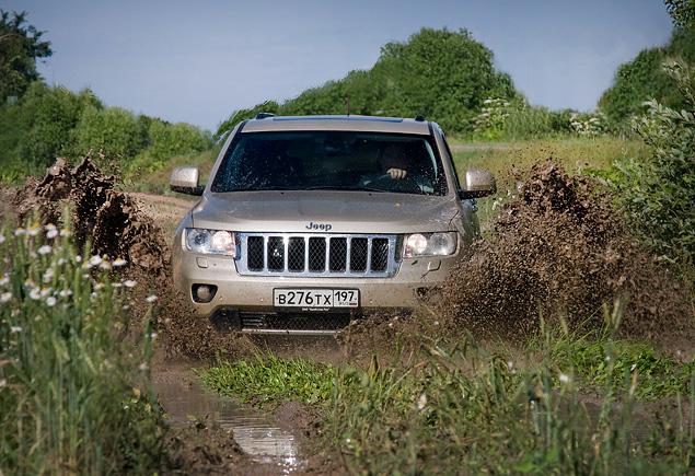 Длительный тест Jeep Grand Cherokee: аппетит, бездорожье и стоимость владения. Фото 5