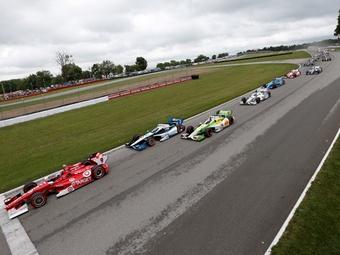Президент INDYCAR предложил проводить по две гонки за уикенд