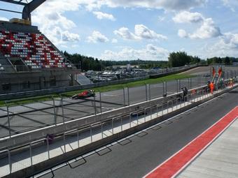 Трассу Moscow Raceway сделают длиннее