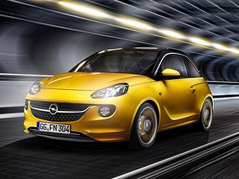 Opel создаст семейство автомобилей на базе компакт-кара Adam