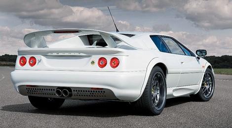 Отреставрированный Lotus Esprit выставлен на продажу. Фото 1
