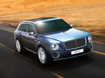 Глава Bentley отказался менять дизайн первого внедорожника