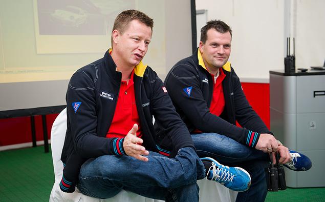 Делимся впечатлениями о втором этапе Porsche Media Academy. Фото 3