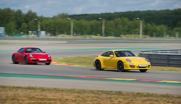 Делимся впечатлениями о втором этапе Porsche Media Academy. Фото 4