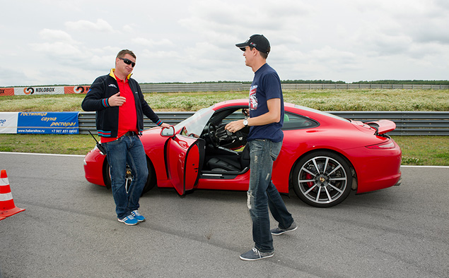 Делимся впечатлениями о втором этапе Porsche Media Academy. Фото 6