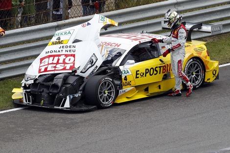 Победу на седьмом этапе чемпионата одержал итальянец Эдоардо Мортара. Фото 1