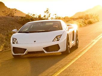 Курьер из ОАЭ выиграл Lamborghini Gallardo