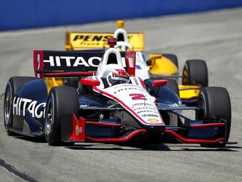 Марка Chevrolet стала чемпионом INDYCAR среди автопроизводителей