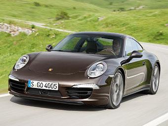 Спорткары Porsche 911 получили полный привод