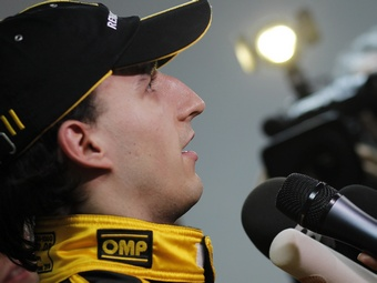 Роберт Кубица провел секретные тесты Ford Fiesta WRC