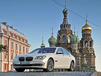 """Названы российские цены на обновленную """"семерку"""" BMW"""